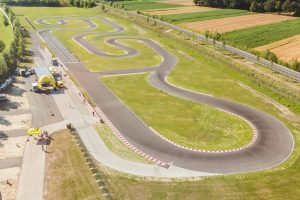 Kartodrom Slovenja vas - dirkališča v Sloveniji