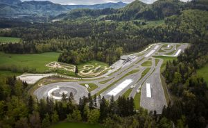 Center varne vožnje Vransko - dirkališča v Sloveniji
