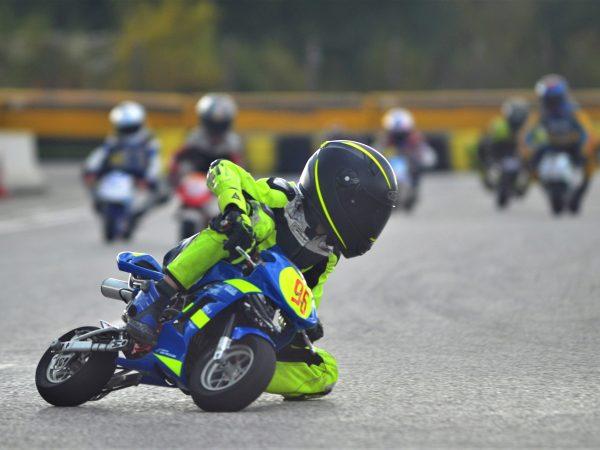 Tadej Maver Guštin: 12-letni dirkač, ki v naslednji sezoni odhaja med odrasle