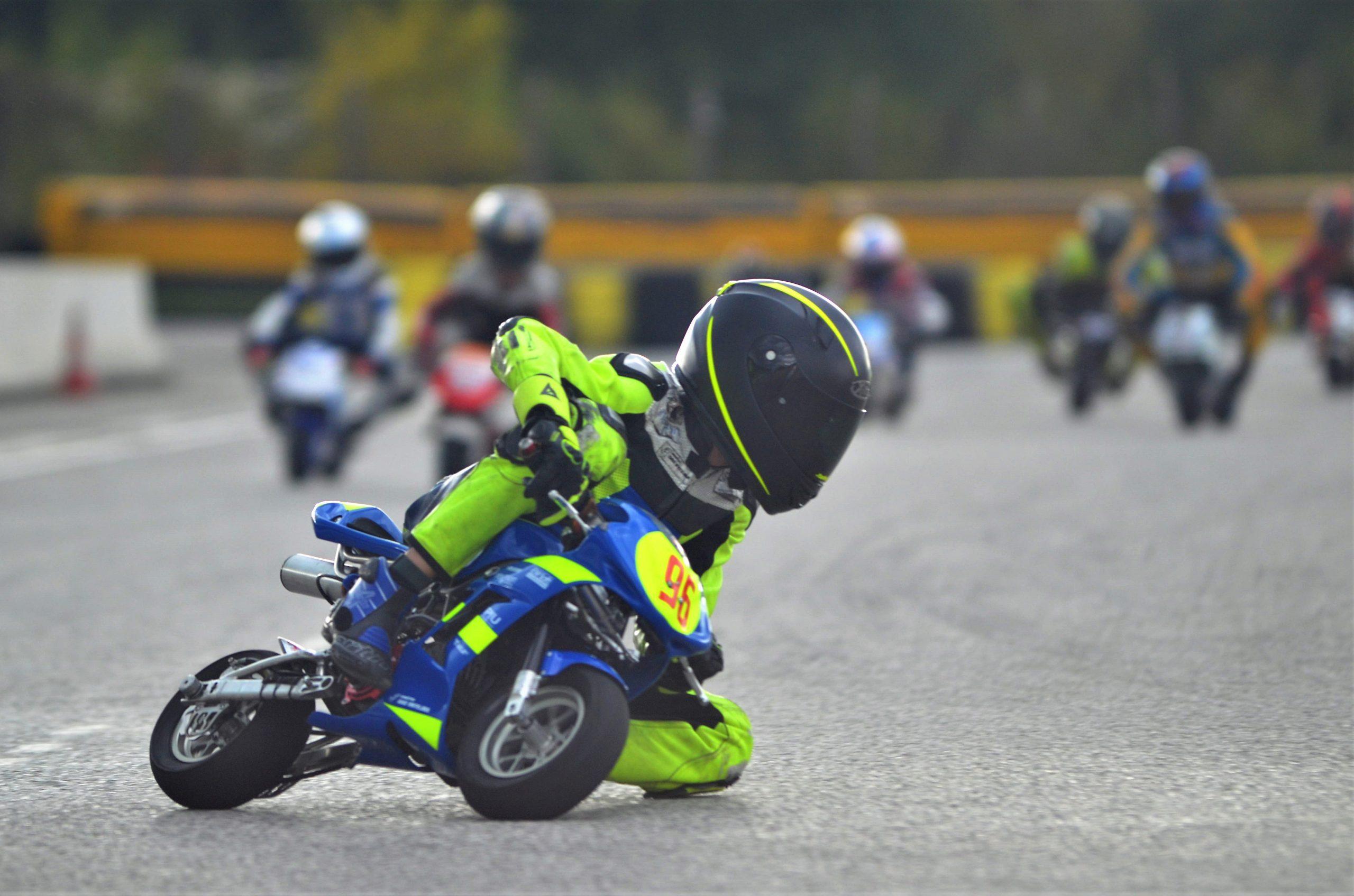 Tadej Maver Guštin: un pilota dodicenne che la prossima stagione correrà con gli adulti