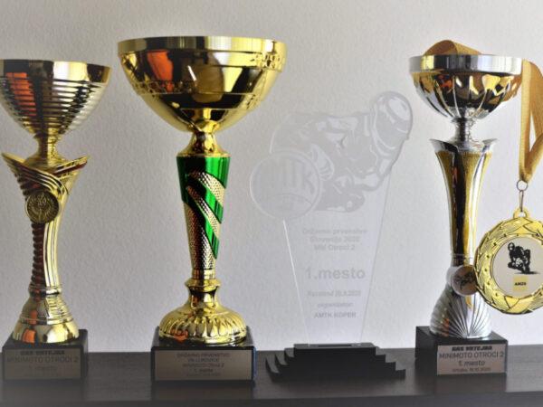 Le giovani promesse slovene del campionato velocità – Seconda parte