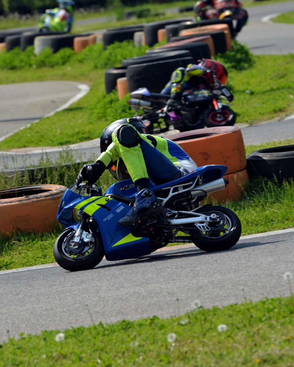 Steza X bikes med treningi
